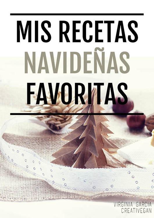 Mis recetas navideñas favoritas (PDF)
